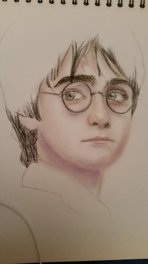 Daniel Radcliffe by Uribaba